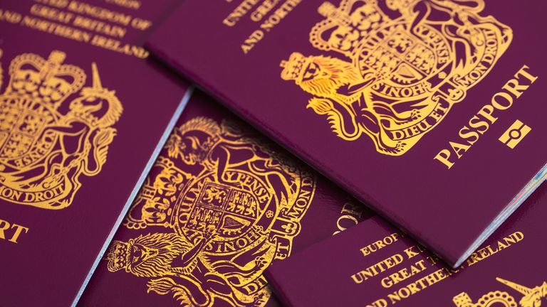 Teens are used to carrying ID, Mr Heaver told Sky News
