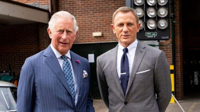 Prince and Bond