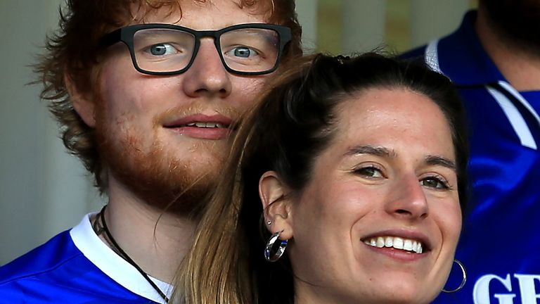 2371907120813804807_4716809 Ed Sheeran opens up about crippling 'social anxiety'