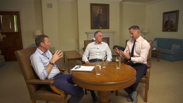 PODCAST: Athers meets World Cup winners Sir Geoff Hurst and