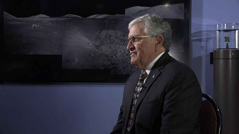 Harrison Schmitt is the most recent living person to have walked on the moon