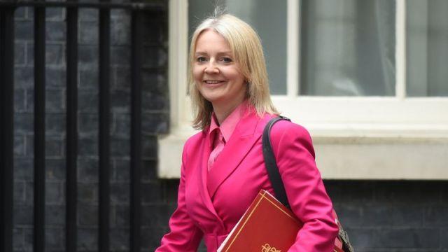 Chief Secretary to the Treasury Liz Truss