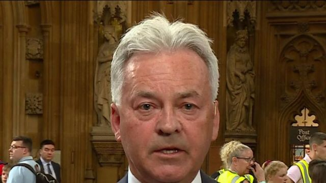 Sir Alan Duncan thinks that Sir Kim Darroch was 'thrown under a bus' by Boris Johnson