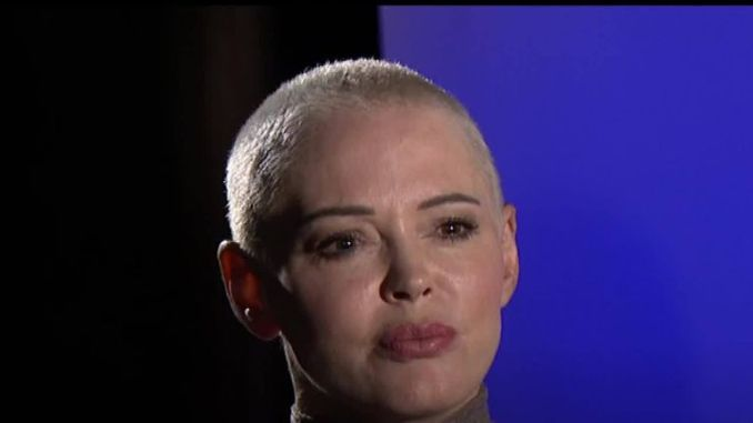 Rose McGowan turns to climate change