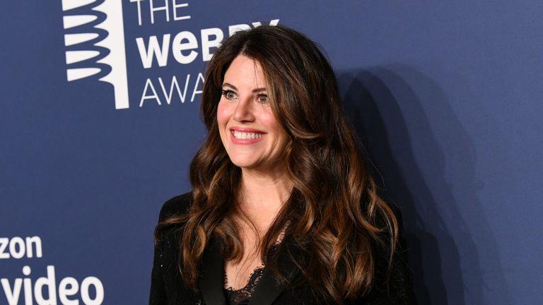 Monica Lewinsky 2019