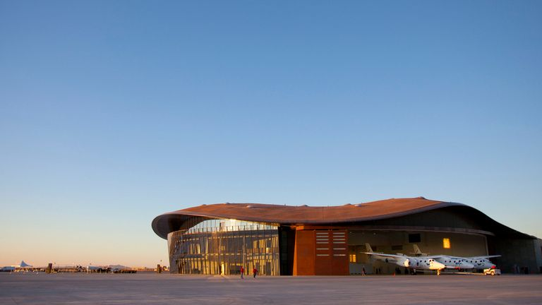 Spaceport America will 'create an unparalleled experience as its customers'
