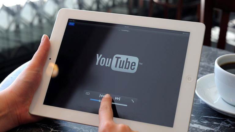 More and more young people are watching TV on YouTube