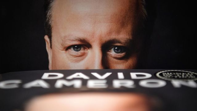 David Cameron's autobiography was released this week