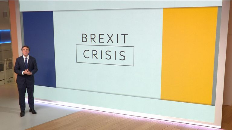 Sky's deputy political editor Sam Coates explores the plan for Northern Ireland as the EU and the UK government head into intense talks.