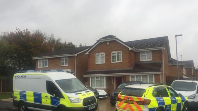 Police have made two arrests in Warrington