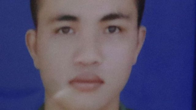Nguyen Dihn Tu is believed to have been on the truck