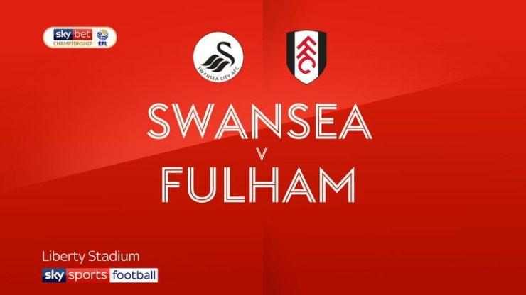 Informe del partido - Swansea 1 - 2 Fulham 2