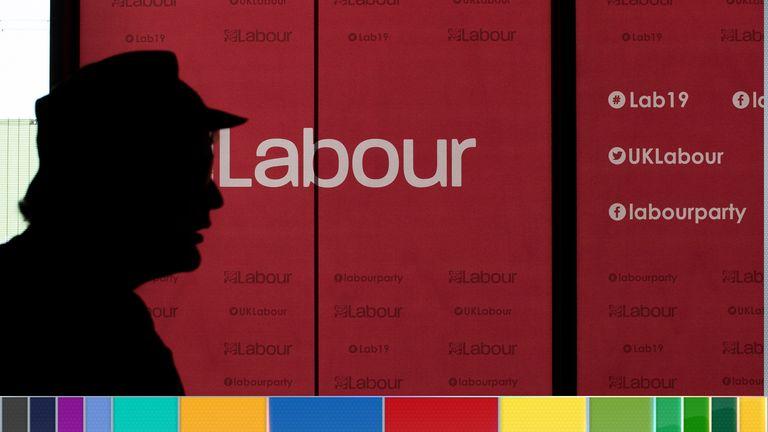 Labour faced a cyber attack, it said