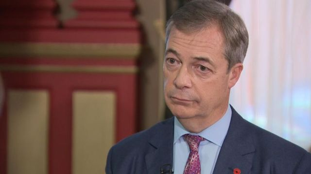 Nigel Farage has abandoned plans for the Brexit Party to contest more than 600 seats in the General Election.