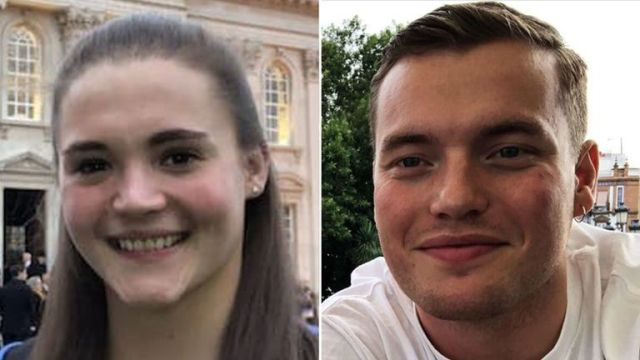 Saskia Jones and Jack Merritt were killed in the London Bridge attack