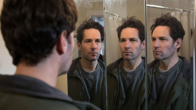 Paul Rudd stars in Living With Yourself. Pic: Netflix