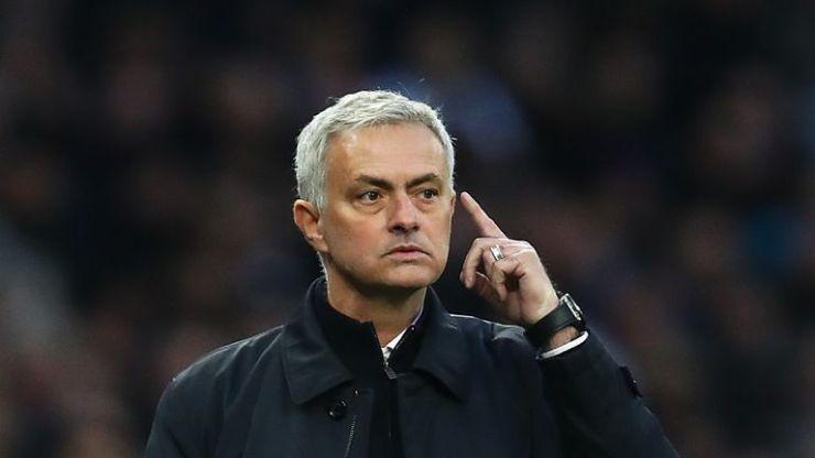 José Mourinho: el jefe del Tottenham Hotspur no quiere 'gente triste' después de la derrota | Noticias de futbol 14