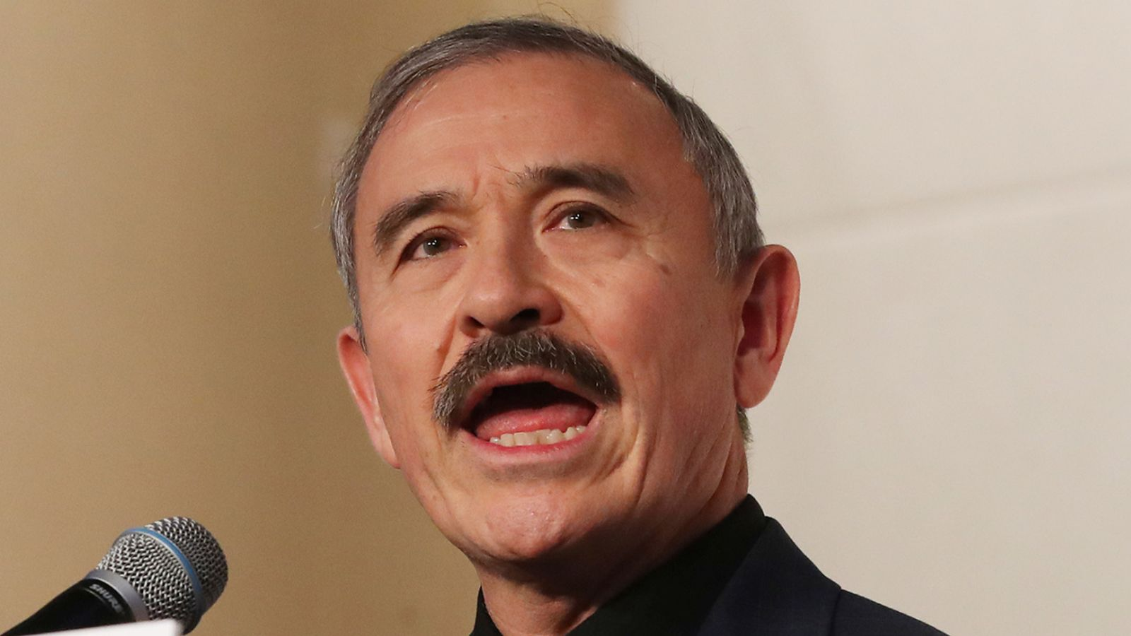 The mustache of the American diplomat leaves South Korea bristling with anger | World news