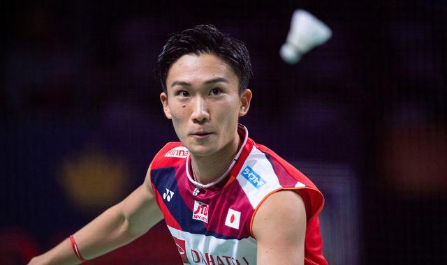 Spirit Fm News Kento Momota Badminton World Number