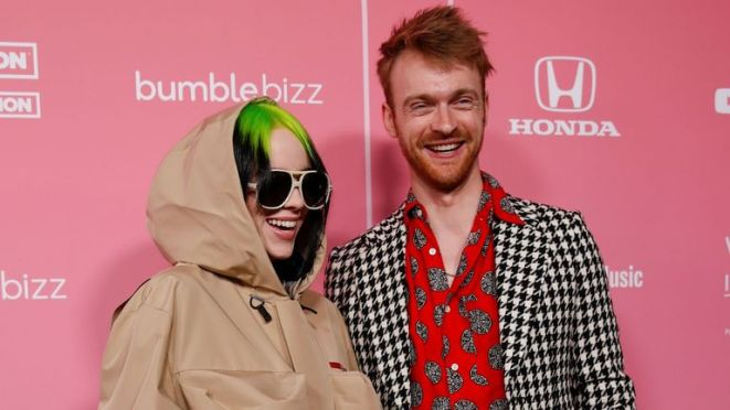Billie Eilish and her brother Finneas O'Connell have written the No Time To Die title song