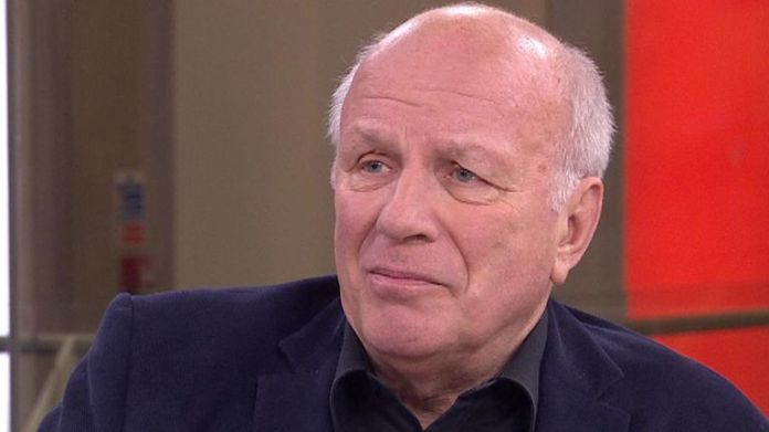 Former BBC Director-General Greg Dyke comments Tony Hall's decision to stand down.