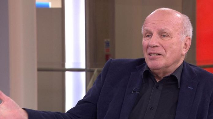 Greg Dyke was director-general at the BBC from 2000 to 2004