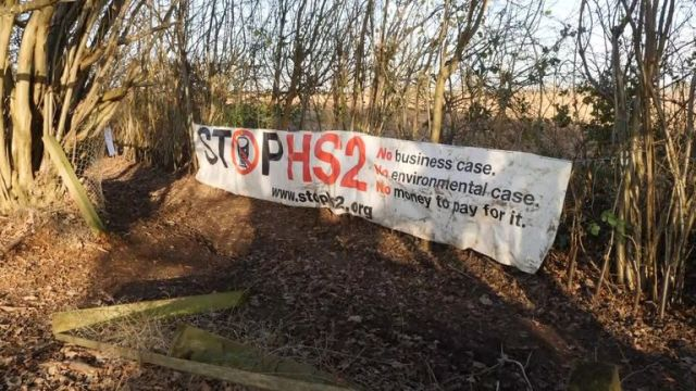 HS2 has been controversial since it was announced
