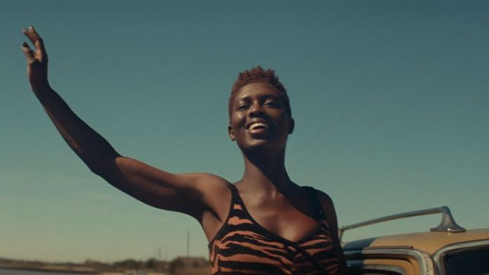 Jodie Turner-Smith as Queen in Queen & Slim, directed by Melina Matsoukas. Pic: eOne