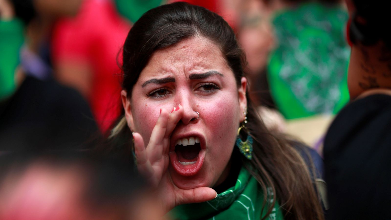 Ingrid Escamilla Murder Hundreds In Mexico Protest