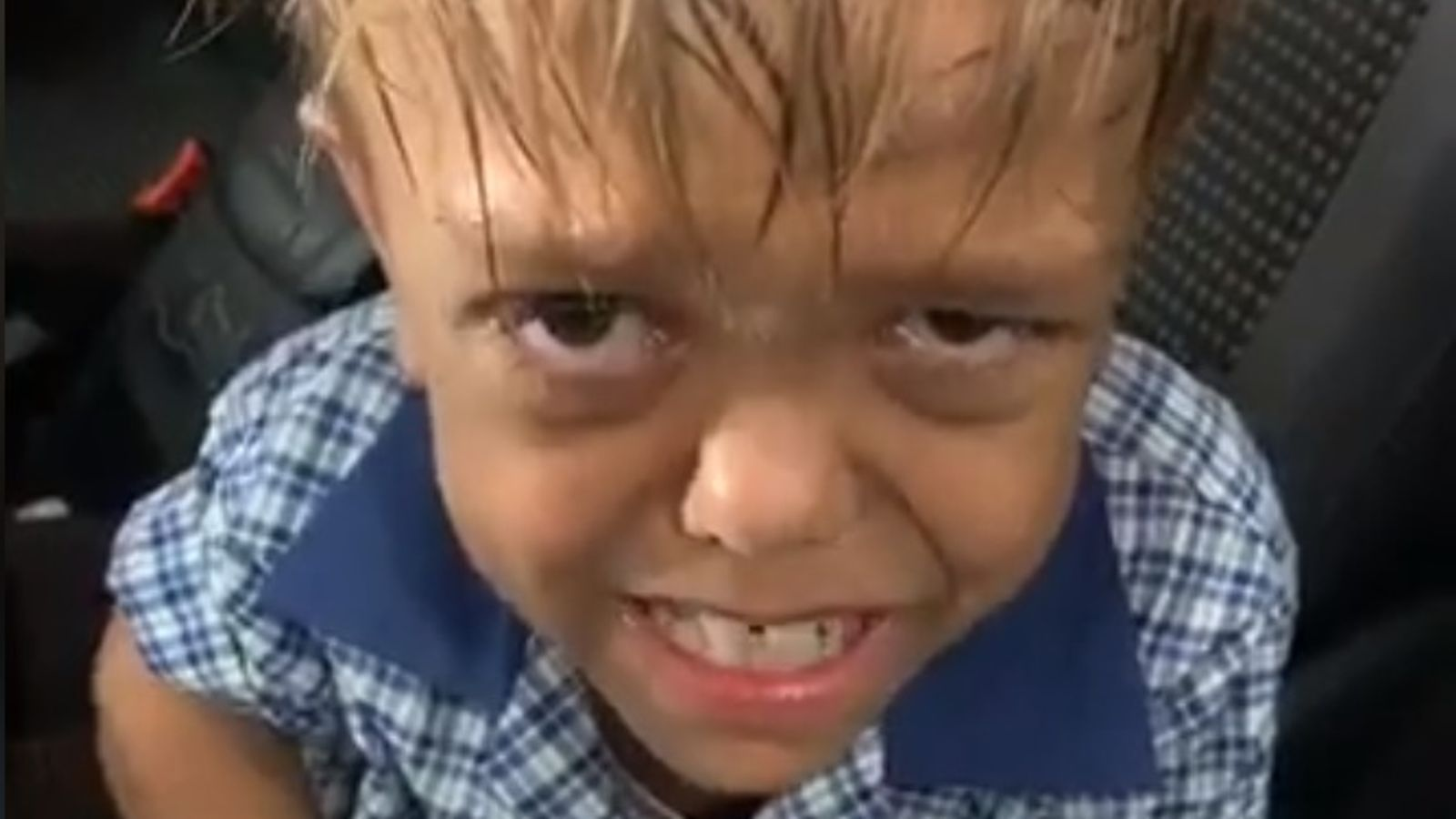 Mother Shares Video Of Distraught Son 9 Bullied Over His