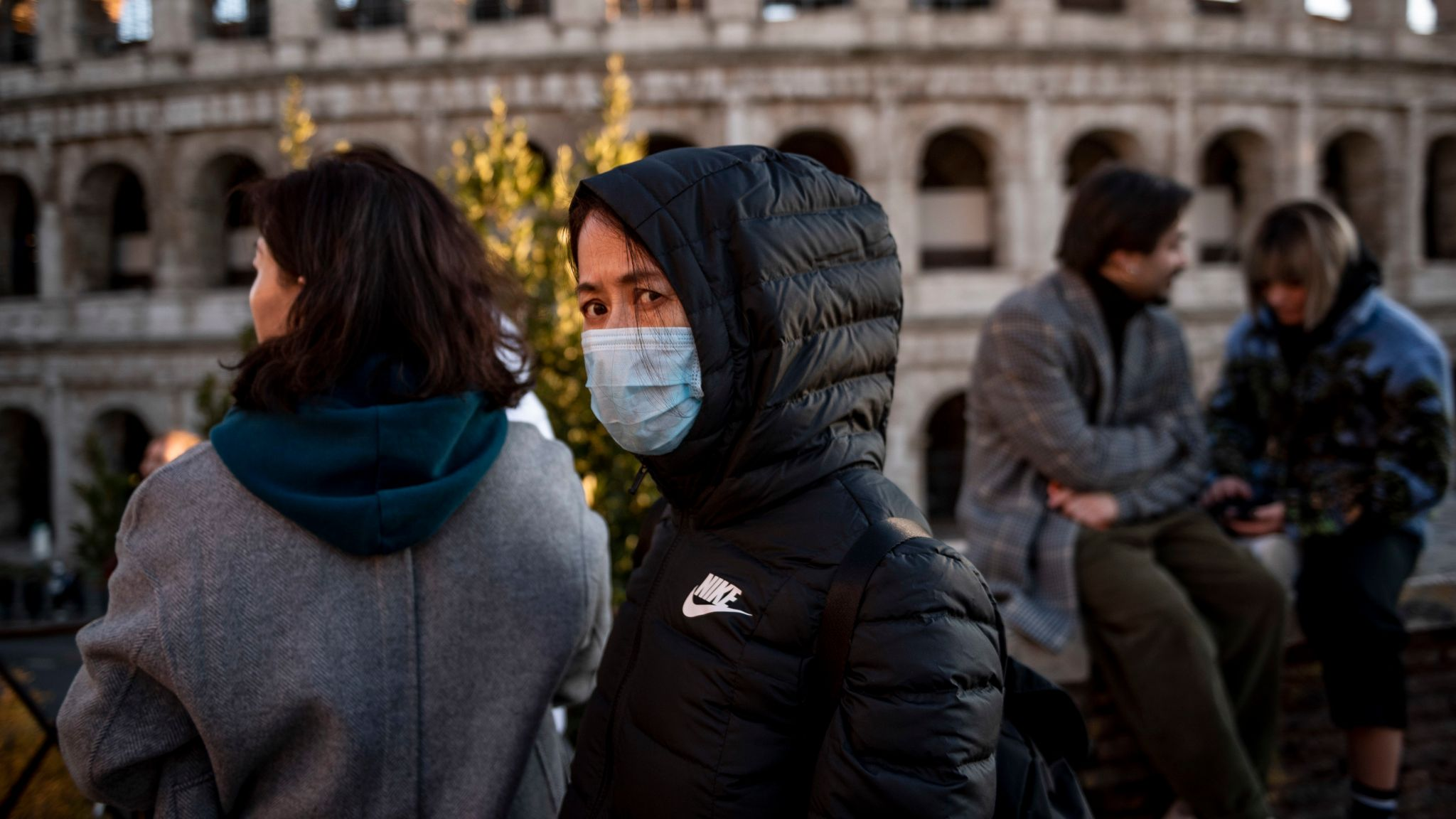 Italy reports second coronavirus death as infections worldwide ...