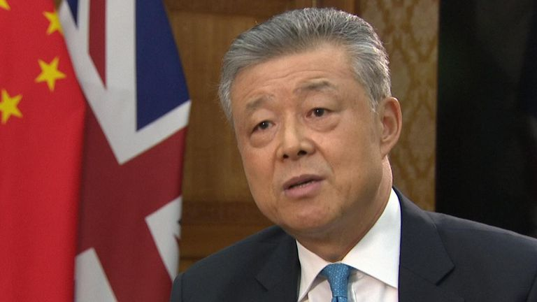 Liu Xiaoming says there is a will to 'engage each other more positively'