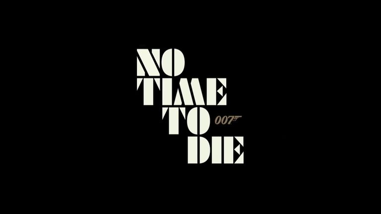 Teaser for No Time To Die theme song performed by Billie Eilish