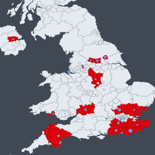 Coronavirus: NHS England declares level four incident over ...