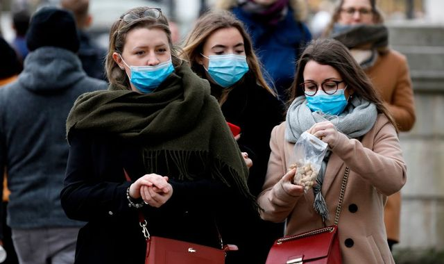 Coronavirus: UK sees largest rise in COVID-19 deaths in a day as ...