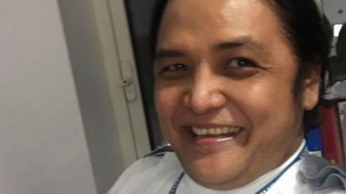 Donald Suelto, 51, died after contracting COVID-19