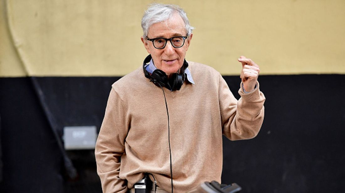 Woody Allen 'unconcerned' many in Hollywood have turned against him thumbnail