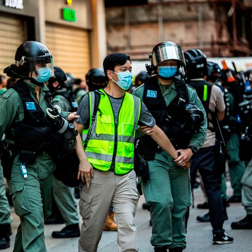 What is the Hong Kong security bill and why has it shocked the world?