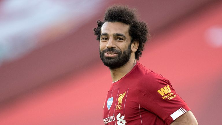Mohamed Salah has been a brilliant signing for Liverpool