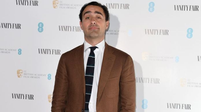 Jamie Demetriou attends the Vanity Fair EE Rising Star BAFTAs Pre Party at The Standard on January 22, 2020 in London, England