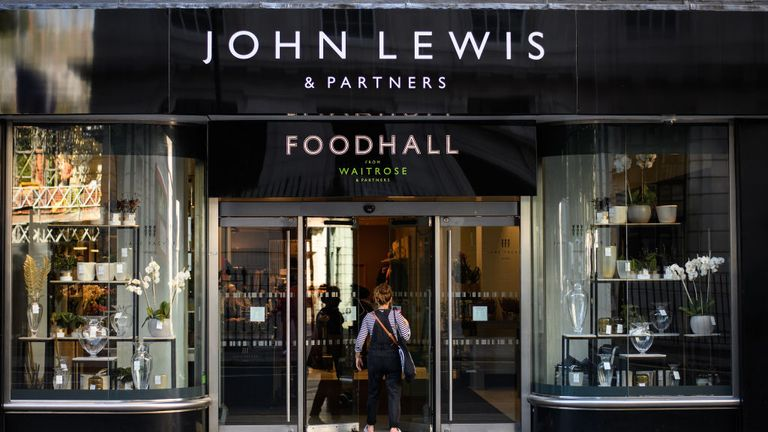 John Lewis is set to drop its 'never knowingly undersold' slogan after 95 years