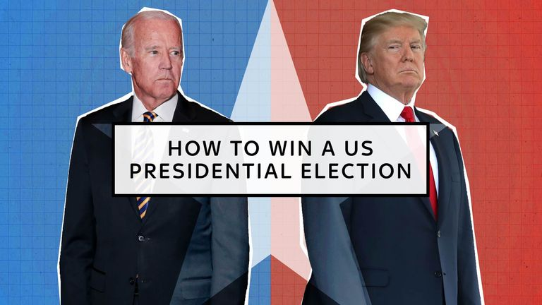 How to win a US presidential election
