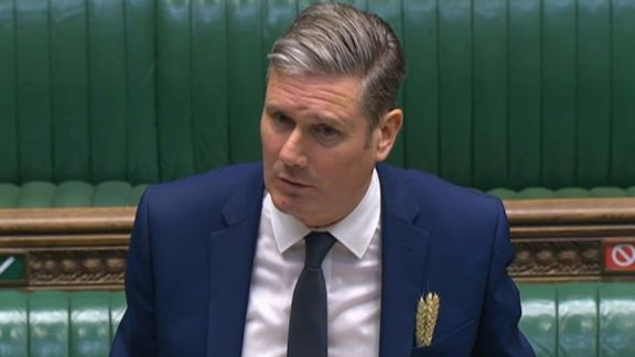 Coronavirus: Labour leader Sir Keir Starmer self-isolating after household  member showed COVID-19 symptoms | Politics News | Sky News