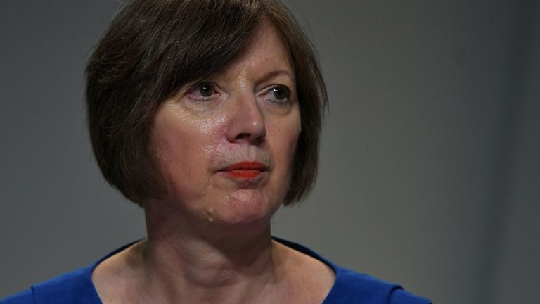 Frances O'Grady will urge the chancellor not to 'walk away' from working families