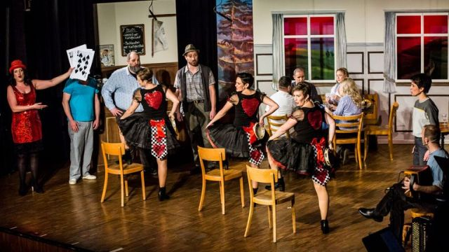 A yodelling musical is being blamed for the worst coronavirus cluster in Switzerland.