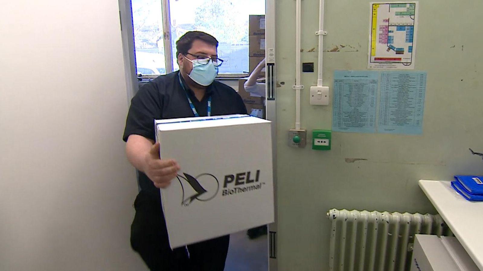 United Kingdom to start coronavirus vaccinations on Tuesday