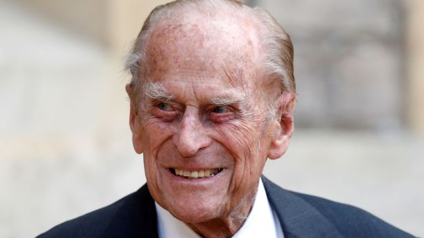 Prince Philip: Duke of Edinburgh 'a lot better' and 'we're keeping our fingers crossed', Prince Edward says
