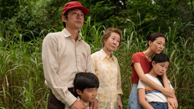 Minari tells the tale of a Korean family who move to America to build a better life