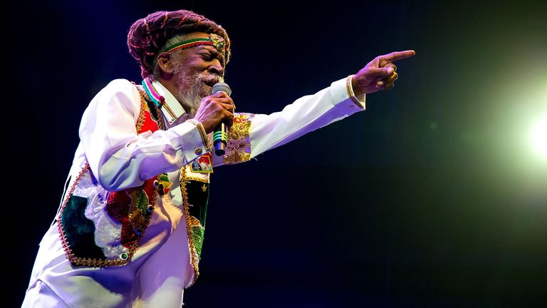 Bunny Wailer, last surviving member of Bob Marley and the Wailers, dies  aged 73 | Ents & Arts News | Sky News