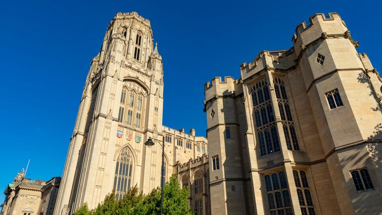 Mr Carter studied politics and international relations at Bristol University